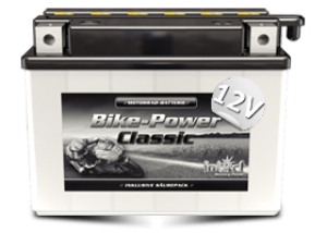 IntAct Bike Power CLASSIC - 12v
